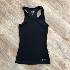 Nike Dri-FIT Racerback Tank   Youth M